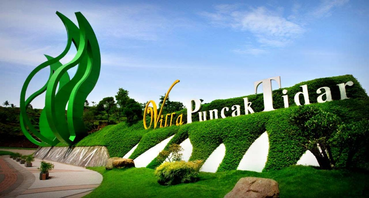 Villa Puncak Tidar